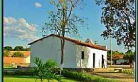 Porto Alegre do Piauí - Igreja do Santo Padroeiro-Foto:Agamenon Pedrosa
