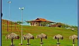 Porto Alegre do Piauí - Parque Gustavo Neiva-Foto:Agamenon Pedrosa