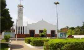 Redenção do Gurguéia - igreja matriz, Por Maicon