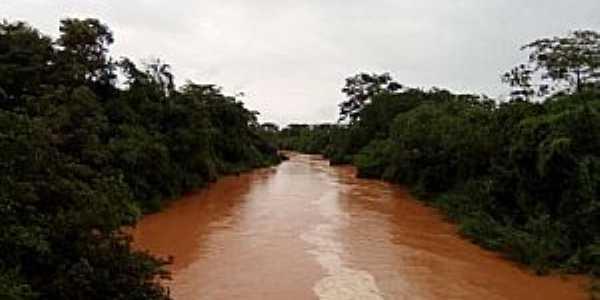 Redenção do Gurguéia-PI-Rio Gurguéia-Foto:Facebook