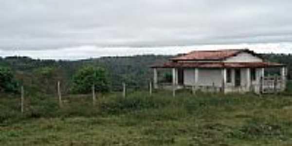 Casa área rural-Foto:epenna