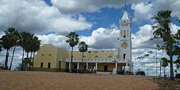 Santuário de Santa Cruz dos Milagres  - por João Ananias