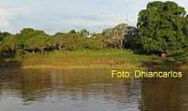 Santa Filomena - Beira rio-Foto:Dhiancarlos Pacheco
