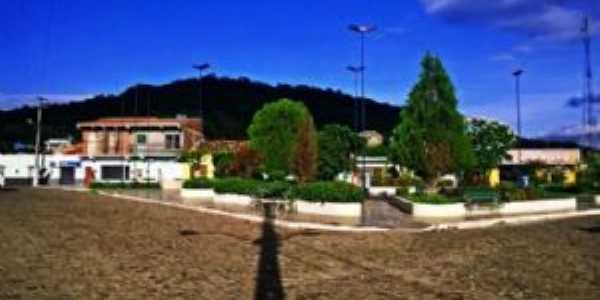 Centro da Cidade de Santana do Piauí-Cartão postal da Cidade - Por Adárgio de Sousa Rocha