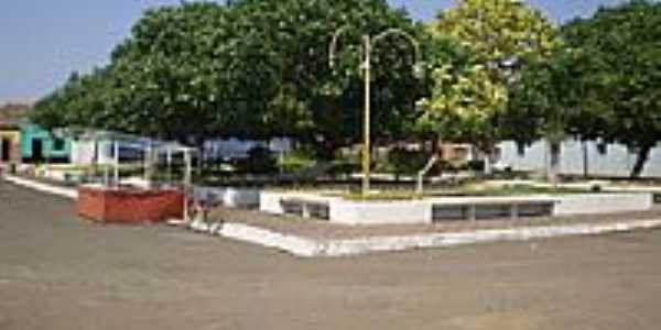 Praça-Foto:josemar alves