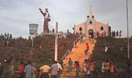 Santo Antônio dos Milagres - Consagrando Santo Antonio-Foto:180graus