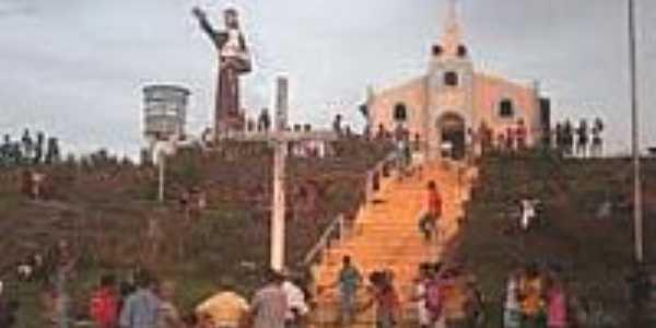 Consagrando Santo Antonio-Foto:180graus