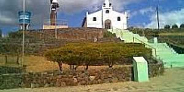 Igreja de Santo Antonio-Foto:conhecendopiaui