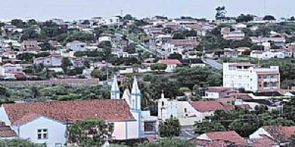 São Braz do Piauí-PI-Vista parcial-Foto:www.edgarlisboa.com.br
