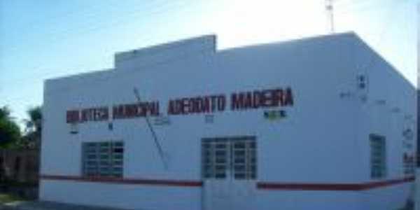 Biblioteca Municipal, Por Conceição Martins