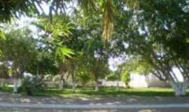 São Gonçalo do Piauí - Praça da Igreja Matriz (Padroeira Santa Cruz), Por São Gonçalo