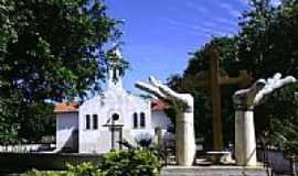 São Gonçalo do Piauí - Igreja Matriz de São Gonçalo do Piauí-Foto:João Ananias