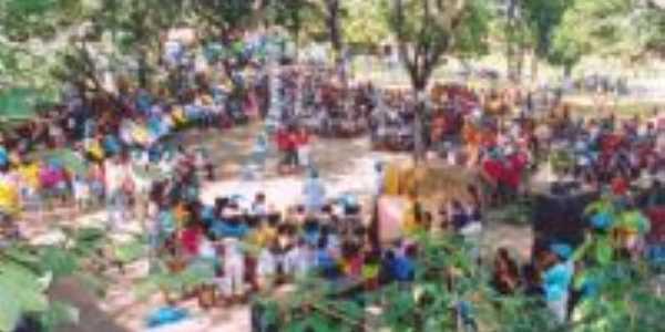 Gincana em comemoração dos 41 ano de São Gonçalo, Por São Gonçalo
