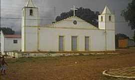 São João da Varjota - Igreja-Foto:EDSON REGO