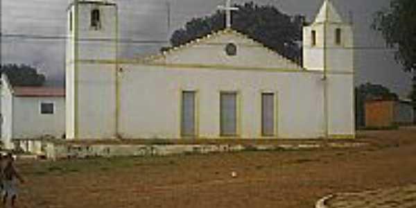 Igreja-Foto:EDSON REGO
