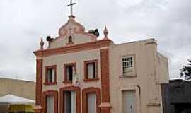 Campo Alegre - Matriz do Senhor Bom Jesus dos Aflitos em Campo Alegre-Foto:Vicente A. Queiroz