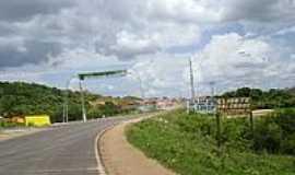 S�o Jo�o do Piau� - Entrada da cidade-Foto:tico.mix