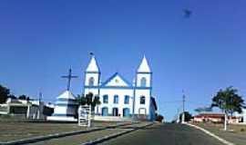 S�o Jo�o do Piau� - Igreja Matriz de S�o Jo�o Batista em S�o Jo�o do Piau�-Foto:Jo�o Ananias