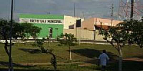 Prefeitura Municipal de São João do Piauí-PI-Foto:Cabral Lopes