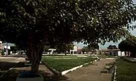 São José do Divino - Praça em São José do Divino-Foto:ANANIAS