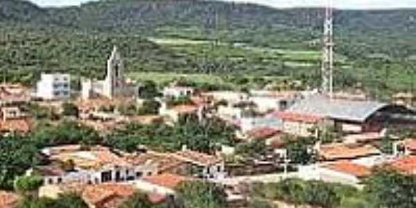 Vista da cidade de São José do Divino-Foto:guiabr.