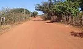 São José do Peixe - Estrada-Foto:piauinoticias.