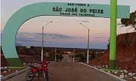 São José do Peixe - Pórtico de entrada-Foto:mais.uol.