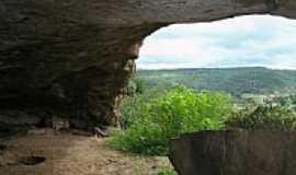 São José do Piauí - Interior da Caverna-Foto:pedro.deolino