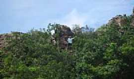 São José do Piauí - Pedra do Coração-Foto:pedro.deolino