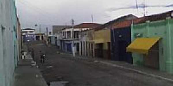 Rua Januário Rodrigues-Foto:Arthur lc