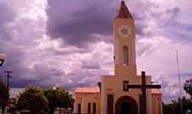 São Miguel do Tapuio - Igreja Matriz-Foto:Fabio Vieira Lima