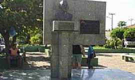 São Miguel do Tapuio - Memorial-Foto:Fabio Vieira Lima