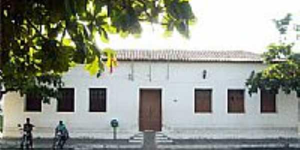 Prefeitura Municipal-Foto:Fabio Vieira Lima