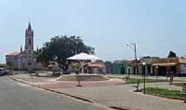 São Pedro do Piauí - Praça da Matriz-Foto:josivane