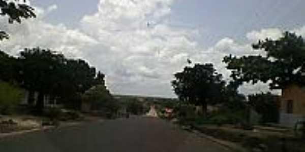 Chegando na cidade de São Pedro do Piauí-Foto:jananiaspi