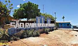 São Raimundo Nonato - São Raimundo Nonato-PI-Entrada da cidade-Foto:WLuiz