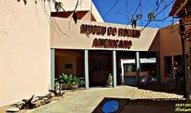 São Raimundo Nonato - São Raimundo Nonato-PI-Museu do Homem Americano-Foto:WLuiz