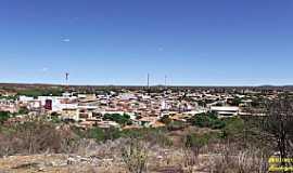 São Raimundo Nonato - São Raimundo Nonato-PI-Vista da cidade-Foto:WLuiz