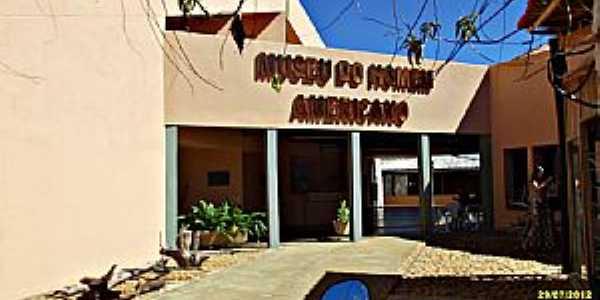 S�o Raimundo Nonato-PI-Museu do Homem Americano-Foto:WLuiz