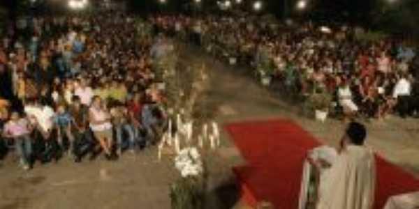 Missa em Sebatião Barros, Por Hellena