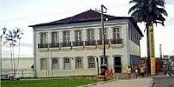 Prédio antigo em Sebastião Barros-Foto:turismopelobrasil.