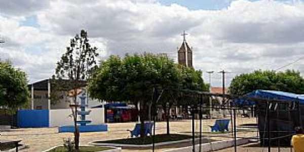 Sigefredo Pacheco-PI-Praça da Matriz-Foto:180graus.com