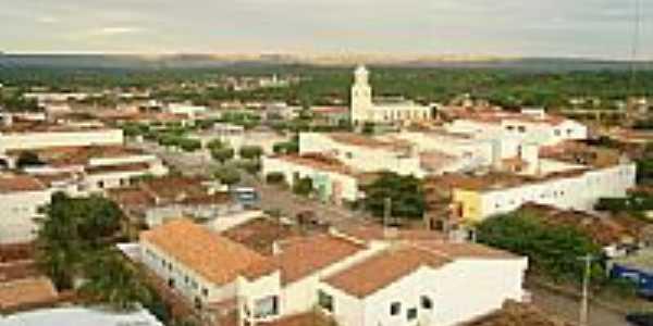 Vista da cidade-Foto:Thiago Luiz Macedo