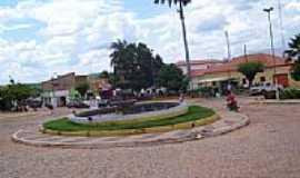 Simplício Mendes - Praça Central de Simplício Mendes.