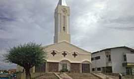 Simplício Mendes - Igreja Matriz de Simplício Mendes.