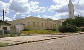 Simplício Mendes - Centro da cidade-Foto:Cabral Lopes