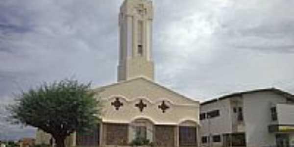 Igreja Matriz de Simplício Mendes.