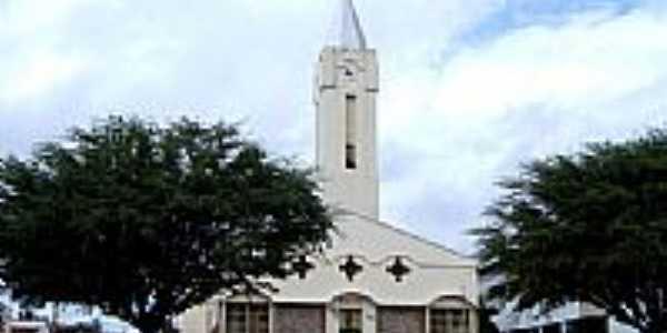 Igreja Matriz Sagrado Coração de Jesus foto por Vicente A. Queiroz