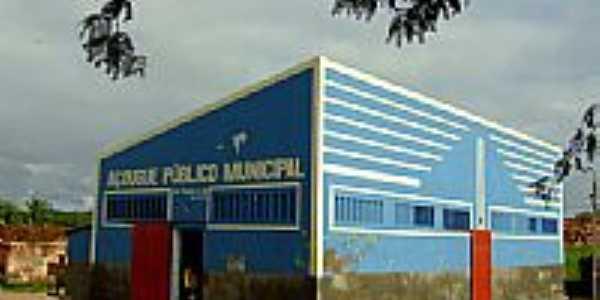 Açougue Público Municipal-Foto:Alexander Galvão