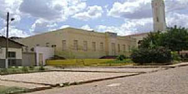 Centro da cidade-Foto:Cabral Lopes